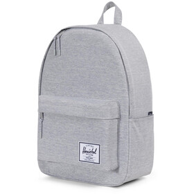 Herschel Classic X-Large Backpack light grey crosshatch